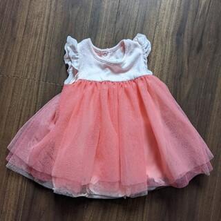PETIT BATEAU - プチバトー ドレス