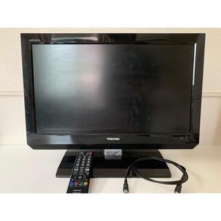 東芝 - TOSHIBA REGZA 22A2 22V型テレビ