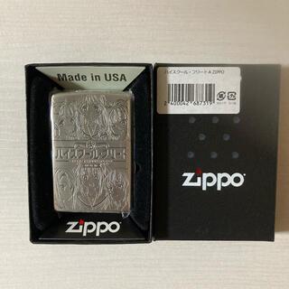 ジッポー(ZIPPO)の新品・未使用! ZIPPOジッポ 劇場版 ハイスクールフリート A柄 艦橋要員(タバコグッズ)