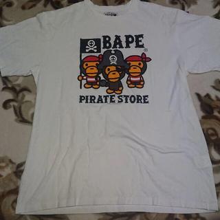 A BATHING APE - 【5/30迄値下げ】アベイシングエイプ Tシャツ XL