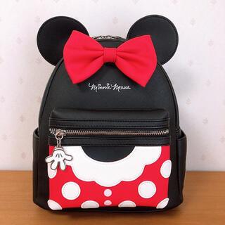 ディズニー(Disney)のラウンジフライ ディズニー ミニーマウス リュック バックパック(リュック/バックパック)