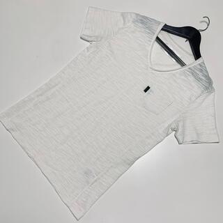 エイケイエム(AKM)のAKM 白Tシャツ(Tシャツ/カットソー(半袖/袖なし))