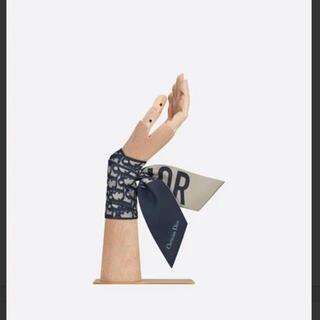 Christian Dior - 20新作 ディオール ミツァ ディオールオブリーク シルクスカーフ