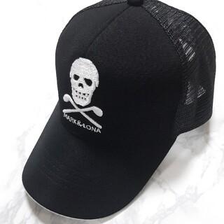 マークアンドロナ(MARK&LONA)の未使用 マークアンドロナ キャップ 帽子 ユニセックス(その他)