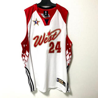 アディダス(adidas)の激レア NBA コービーブライアント 2007年オールスター ユニフォーム(バスケットボール)