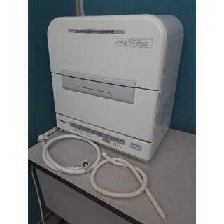 パナソニック(Panasonic)のパナソニック 食器洗い乾燥機 パワフルコース搭載 NP-TM9-W(食器洗い機/乾燥機)