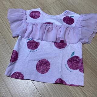 ANNA SUI mini - 【お取り置き】美品✨アナスイミニ カットソー Tシャツ120cm