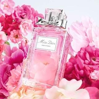 Dior - 新品未使用♡Dior ミスディオール ローズ&ローズ オードゥトワレ 5ml
