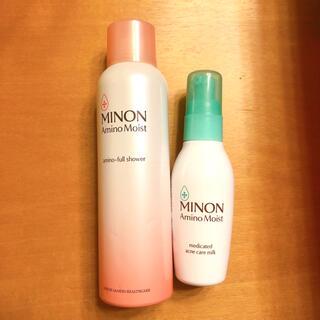 ミノン(MINON)のミノン 化粧水 乳液 セット(化粧水/ローション)