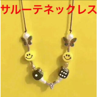 ✨EVAE SMILEY NECKLACE サルーテ✨ネックレス✨