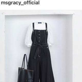 M'S GRACY - インス掲載  今季新作  新品未使用  M'S GRACY  カットソー 38