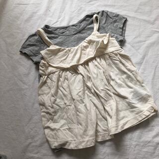 babyGAP - Gap baby キャミソール 100cm 西松屋 Tシャツ 95cm