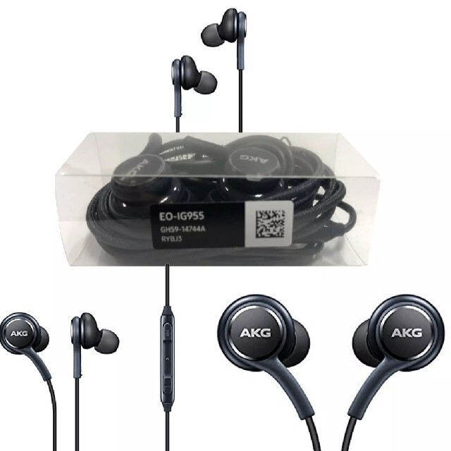SAMSUNG(サムスン)のgalaxy S8.9 AKG EOIG955 スマホ/家電/カメラのオーディオ機器(ヘッドフォン/イヤフォン)の商品写真
