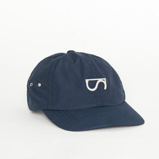 シュープ(SHOOP)のMETAL LOGO CAP Navy SHOOP(キャップ)