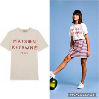 MAISON KITSUNE' - メゾンキツネ 🦊🍉Tシャツ