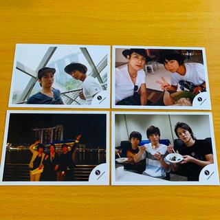 Kis-My-Ft2 - 公式写真 北山宏光 河合郁人 滝沢秀明 滝沢歌舞伎 4枚