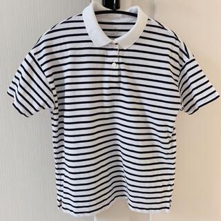 ムジルシリョウヒン(MUJI (無印良品))の無印良品 レディース ポロシャツ(ポロシャツ)