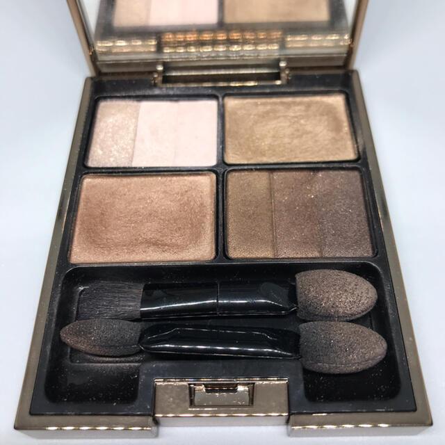 LUNASOL(ルナソル)のルナソル LUNASOL☆クリスマスコフレ2011☆アイシャドウ コスメ/美容のベースメイク/化粧品(アイシャドウ)の商品写真