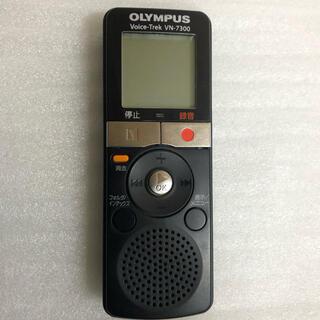 オリンパス(OLYMPUS)のOLYMPUS☆オリンパス☆VN-7300☆ICレコーダー動作確認済み☆中古品(ポータブルプレーヤー)