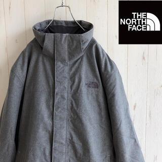 THE NORTH FACE - 【美品★】ノースフェイス 中綿ジャケット グレー US規格メンズXL