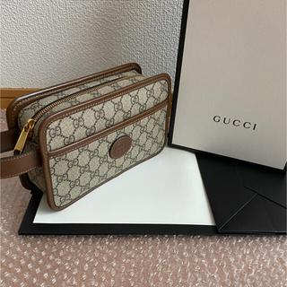 グッチ(Gucci)のGUCCIハンドバッグ(セカンドバッグ/クラッチバッグ)