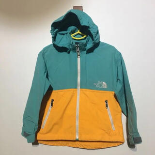 THE NORTH FACE - 【THE NORTH FACE】コンパクトジャケット 100cm ノースフェイス