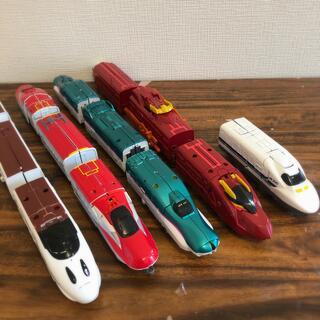 タカラトミー(Takara Tomy)の【タカラトミー】シンカリオン 5体セット(電車のおもちゃ/車)