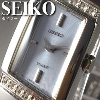 セイコー(SEIKO)の★海外限定★セイコー/SEIKO/ソーラー/レディース腕時計WW1316(腕時計)