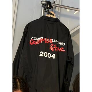 コムデギャルソン(COMME des GARCONS)のコムデギャルソン ゲリラストア コーチジャケット ブルゾン XL 限定(ナイロンジャケット)