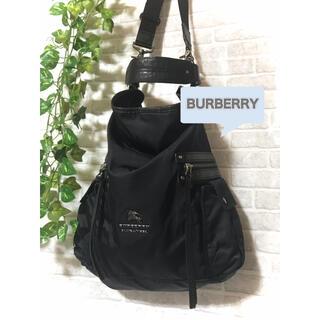 BURBERRY - バーバリー 2way    ショルダーバッグ トートバッグ 多機能