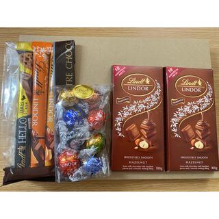 リンツ(Lindt)の【1セット限定★ショッピングバッグ付き】pick&mix  チョコレート 正規店(菓子/デザート)