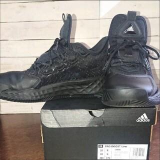 アディダス(adidas)のアディダスバスケットボール シューズ プロ ブースト ロー  バッシュ(バスケットボール)