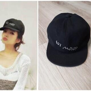 ジェイダ(GYDA)のジェイダ GYDA 帽子 キャップ GOT MOjO?(キャップ)