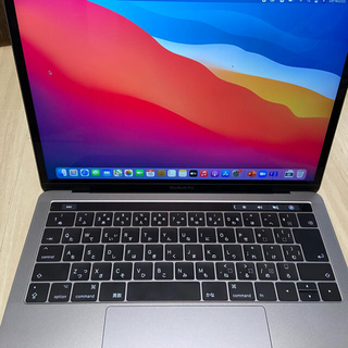 Apple - MacBook pro2016 touchbar有り