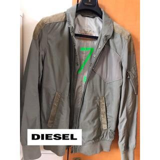 DIESEL - SALE5 DIESEL (ディーゼル) ミリタリーブルゾン メンズ