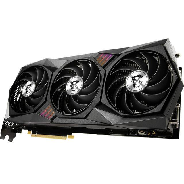 MSI GeForce RTX 3080 GAMING Z TRIO 10G  スマホ/家電/カメラのPC/タブレット(PCパーツ)の商品写真