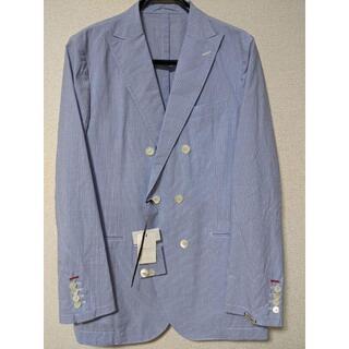 ダブルスタンダードクロージング(DOUBLE STANDARD CLOTHING)のDOUBLE STANDARD シャツ ダブルジャケット(テーラードジャケット)