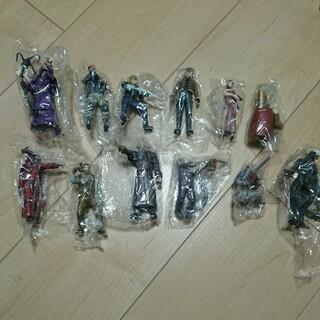 カプコン(CAPCOM)の「新品」バイオハザード4 フィギュア全12種(アニメ/ゲーム)