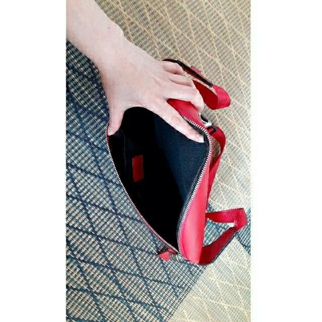 本日💴限定値下げ💴ノーブランド。ウエストポーチ、ボディバック レディースのバッグ(ボディバッグ/ウエストポーチ)の商品写真