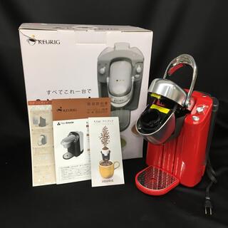 KEURIG(キューリグ)ネオトレビエ BS200 K-Cupコーヒーメーカー(コーヒーメーカー)