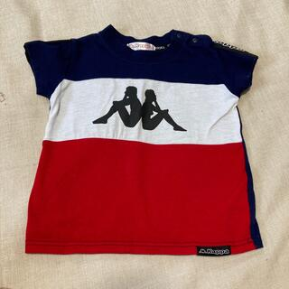 カッパ(Kappa)のKappa♡Tシャツ90センチ(Tシャツ/カットソー)