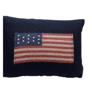 ポロラルフローレン(POLO RALPH LAUREN)の正規店購入ラルフローレン アメリカ国旗 クッション(クッション)