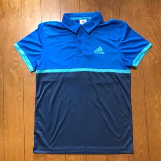 アディダス(adidas)のアディダス adidas tennis ポロシャツ(ウェア)