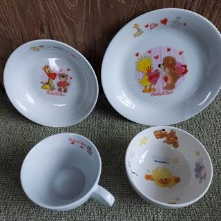 スージーズー食器(プレート/茶碗)
