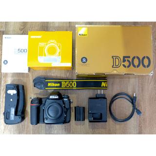 Nikon - 5/19日まで値下げ! Nikon D500  一眼レフカメラ