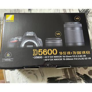 Nikon - Nikon d5600 ダブルズームキット 美品