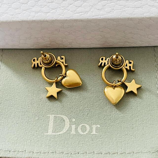 Christian Dior(クリスチャンディオール)のDIOR pierce 0030 レディースのアクセサリー(ピアス)の商品写真
