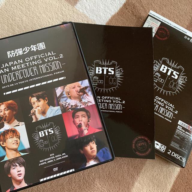 防弾少年団(BTS)(ボウダンショウネンダン)のBTS アンカバ DVD エンタメ/ホビーのCD(K-POP/アジア)の商品写真