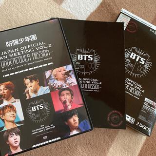 防弾少年団(BTS) - BTS アンカバ DVD