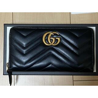 Gucci - グッチ マーモント 長財布